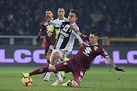 Dybala Paulo Exequiel (Juventus F.C.);  e Baselli<br /> Torino 15-12-2018 Stadio Olimpico Football Calcio Serie A 2018/2019 Torino - Juventus <br /> Foto Federico Tardito / OnePlusNine / Insidefoto