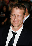 """HOLLYWOOD, CA. - April 30: Mark Valley arrives at the Los Angeles premiere of """"Star Trek"""" at the Grauman's Chinese Theater on April 30, 2009 in Hollywood, California.a"""