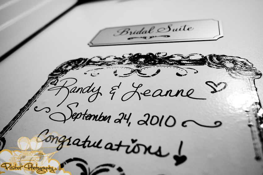 The wedding of Leanne Rogers and Randy Brown on Friday, September 24, 2010, at The Summerlin House in Orlando, Florida. (Chad Pilster, PilsterPhotography.net)