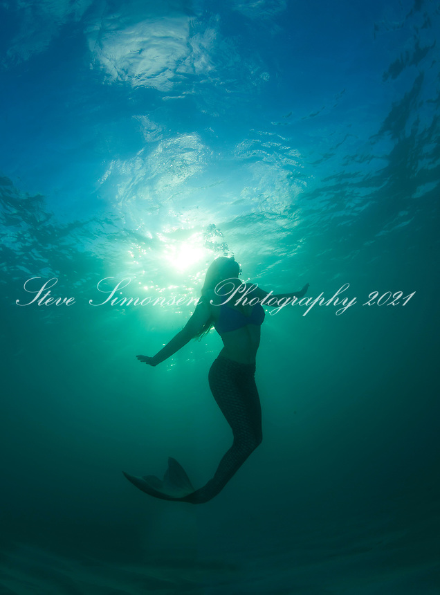 Mermaid Silhouette<br />
