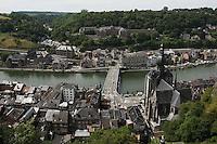 Dinan City in Belgian