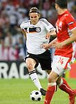 Clemens Fritz, Euro 2008. Germany-Poland in Klagenfurt (Austria) 06082008.