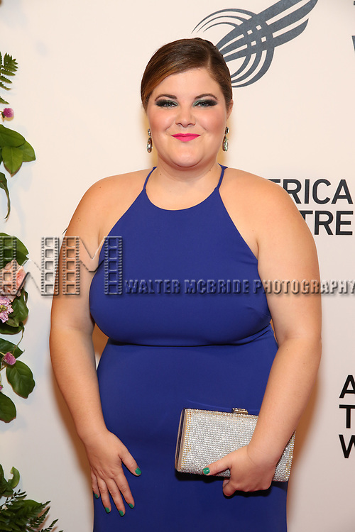Ryann Redmond attends The American Theatre Wing's 2019 Gala at Cipriani 42nd Street on September 16, 2019 in New York City.