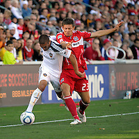 Chicago Fire vs Los Angeles Galaxy September 04 2010