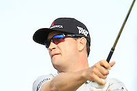 Zach Johnson (USA) tees off the 15th tee during Thursday's Round 1 of the 145th Open Championship held at Royal Troon Golf Club, Troon, Ayreshire, Scotland. 14th July 2016.<br /> Picture: Eoin Clarke | Golffile<br /> <br /> <br /> All photos usage must carry mandatory copyright credit (&copy; Golffile | Eoin Clarke)
