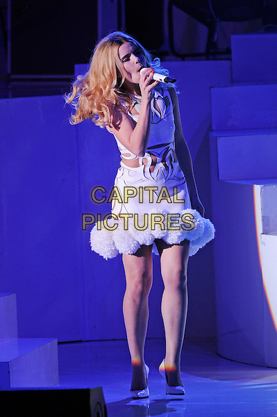LONDON, ENGLAND - NOVEMBER 25: Paloma Faith performing at Eventim Apollo, Hammersmith on November 25, 2014 in London, England.<br /> CAP/MAR<br /> &copy; Martin Harris/Capital Pictures