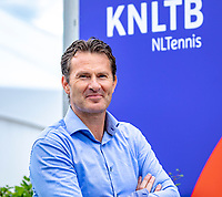 Den Bosch, Netherlands, 13 June, 2018, Tennis, Libema Open, Jacco Eltingh (NED sporting director KNLTB<br /> Photo: Henk Koster/tennisimages.com