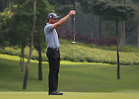 A round of 74 ended Ricardo Santos (POR) chances of the title finishing T18 during the Final Round of the 2014 Maybank Malaysian Open at the Kuala Lumpur Golf & Country Club, Kuala Lumpur, Malaysia. Picture:  David Lloyd / www.golffile.ie