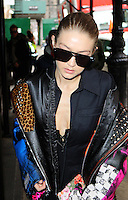 www.acepixs.com<br /> <br /> February 15 2017, New York City<br /> <br /> Model Gigi Hadid went to an office in Soho on February 15 2017 in New York City<br /> <br /> By Line: Zelig Shaul/ACE Pictures<br /> <br /> <br /> ACE Pictures Inc<br /> Tel: 6467670430<br /> Email: info@acepixs.com<br /> www.acepixs.com