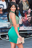 London, UK. 26 September 2016. Jasmin Walia. Red carpet arrivals for the European Premiere of the Hollywood movie Deepwater Horizon in Leicester Square. The movie is based on the 2010 Deepwater Horizon explosion and oil spill in the Gulf of Mexico. © Bettina Strenske/Alamy Live News