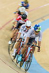 Leung Ka Yu of the X SPEED competes in Men Elite - Points Race 30KM Final during the Hong Kong Track Cycling National Championship 2017 on 25 March 2017 at Hong Kong Velodrome, in Hong Kong, China. Photo by Chris Wong / Power Sport Images