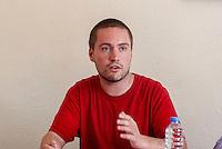 Marcel Cartier Meeting on Korea and Ukraine