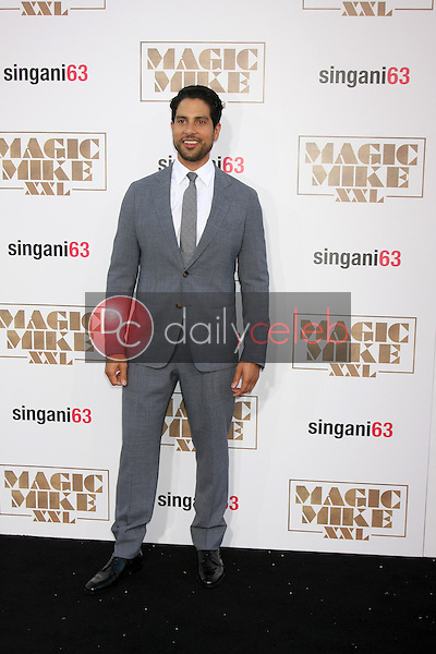 "Adam Rodriguez <br /> at the ""Magic Mike XXL"" Premiere, TCL Chinese Theater, Hollywood, CA 06-25-15<br /> David Edwards/DailyCeleb.com 818-249-4998"