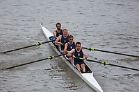 Crew: 168  Evesham (Forrest)  D 4+<br /> <br /> Veteran Fours Head 2018<br /> <br /> To purchase this photo, or to see pricing information for Prints and Downloads, click the blue 'Add to Cart' button at the top-right of the page.