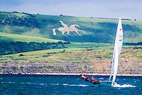 Skandia Sail for Gold Regatta 2012. ISAF Sailing World Cup.
