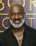 "BeBe Winans backstage after a Song preview performance of the Bebe Winans Broadway Bound Musical ""Born For This"" at Feinstein's 54 Below on November 5, 2018 in New York City."