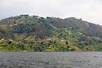 Lake Mutanda Scenic