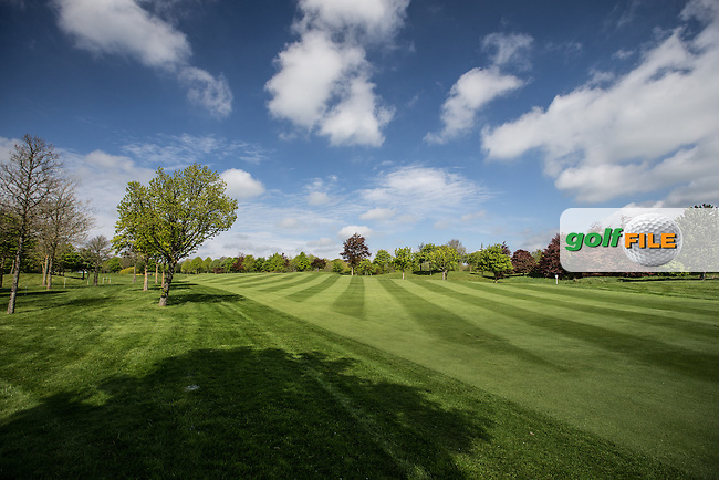 6th fairway during Tuesday's practice round ahead of the 2016 Dubai Duty Free Irish Open Hosted by The Rory Foundation which is played at the K Club Golf Resort, Straffan, Co. Kildare, Ireland. 17/05/2016. Picture Golffile | David Lloyd.<br /> <br /> All photo usage must display a mandatory copyright credit as: &copy; Golffile | David Lloyd.