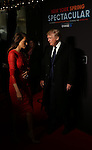 Melania Trump and Donald Trump attend the Opening Night performance of 'New York Spring Spectacular' at Radio City Music Hall on March 26, 2015 in New York City.