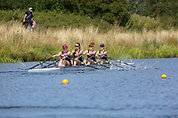 Race: 89  W.4x- (Band 1)  Heat 1<br /> <br /> Peterborough Summer Regatta 2018 - Saturday<br /> <br /> To purchase this photo, or to see pricing information for Prints and Downloads, click the blue 'Add to Cart' button at the top-right of the page.