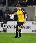 2017-09-16 / Voetbal / Seizoen 2017-2018 / KFC Zwarte Leeuw / Jasper Van der Heyden<br /> <br /> ,Foto: Mpics.be