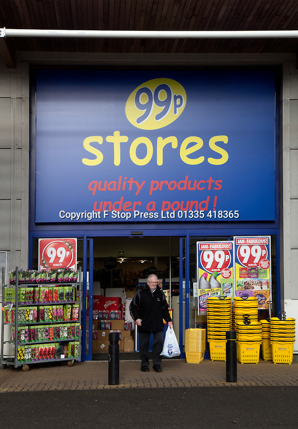 07/01/16<br /> <br /> Purchase of 99p stores helps lifts profits but will be lower end of the forecast for the year.