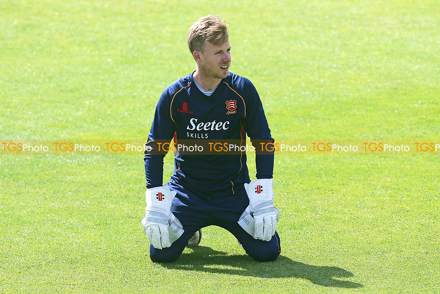 Adam Wheater of Essex during Essex CCC vs Hampshire CCC, Specsavers County Championship Division 1 Cricket at The Cloudfm County Ground on 20th May 2017