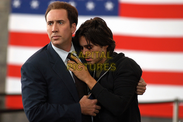 Nicolas Cage, Jared Leto<br /> in Lord of War (2005) <br /> *Filmstill - Editorial Use Only*<br /> CAP/NFS<br /> Image supplied by Capital Pictures