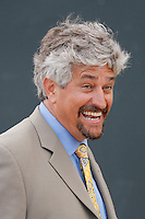 Steve Asmussen winner of 5 races on Saturday looking for that big win of the Arkansas Derby prior to the running of the Grade I. (Justin Manning/Eclipse Sportswire)