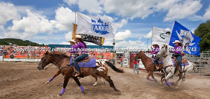 RAM Rodeo Tour in Warkworth, Ontario, Canada .July 7,  2012.photo by Norm Betts.normbetts@canadianphotographer.com.416 460 8743