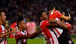Atletico  Junior  vencio 2x0 al Envigado en la liga postobon del torneo finalizacion del futbol colombiano