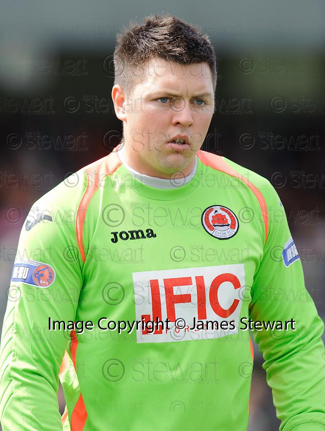 Jamie Barclay, Clyde FC