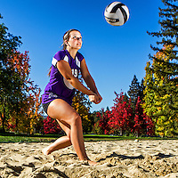 Adrenaline Volleyball Magazine Session