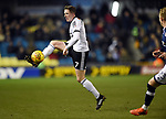 John Lundstram of Sheffield United during the championship match at The Den Stadium, Millwall. Picture date 2nd December 2017. Picture credit should read: Robin Parker/Sportimage