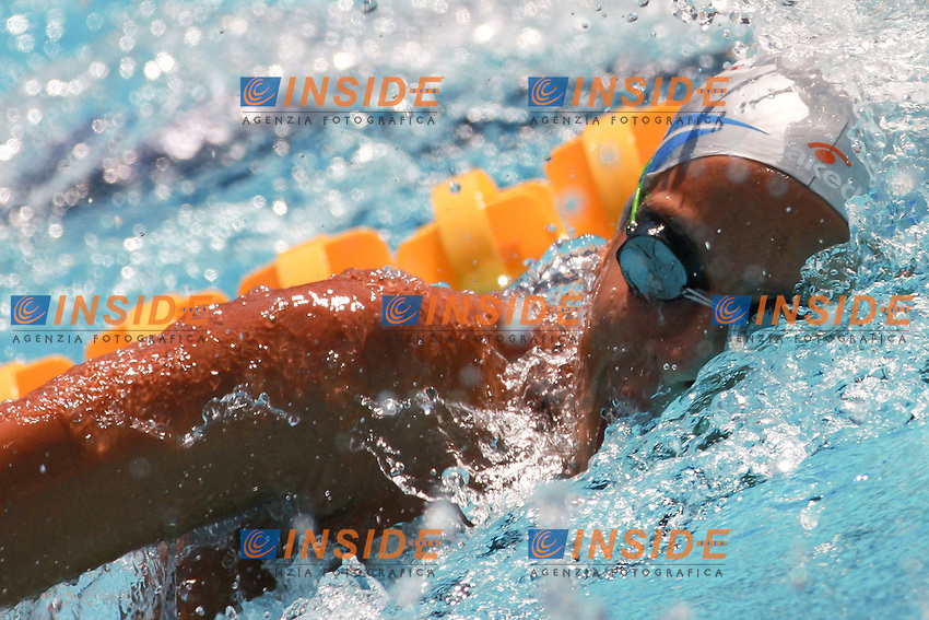 Roma 30th July 2009 - 13th Fina World Championships .From 17th to 2nd August 2009.Women's 4x 200m Freestyle.Renata Spagnolo ITA.photo: Roma2009.com/InsideFoto/SeaSee.com