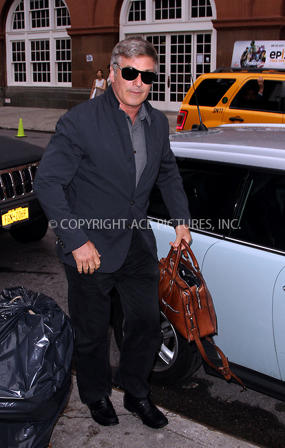 WWW.ACEPIXS.COM<br /> <br /> July 1 2013, New York City<br /> <br /> Alex Baldwin arrives at the opening party for the Rock Paper photo collection at Gallery 151 on July 1 2013 in New York City<br /> <br /> By Line: Zelig Shaul/ACE Pictures<br /> <br /> <br /> ACE Pictures, Inc.<br /> tel: 646 769 0430<br /> Email: info@acepixs.com<br /> www.acepixs.com