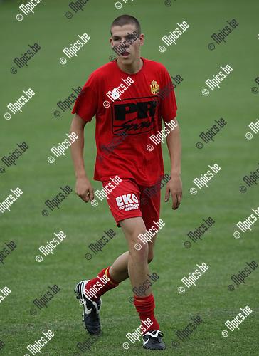 2008-08-05 / Voetbal / seizoen 2008-2009 / FC Kontich / Glen De Cock..Foto: Maarten Straetemans (SMB)