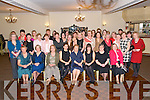 Retirement Party : Noreen Queally, Listowel , fourth from right front, celebrating her retirement from the HSE with her family & friends at the Listowel Arms Hotel on Friday nigh last.