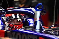 30th November 2019; Yas Marina Circuit, Abu Dhabi, United Arab Emirates; Formula 1 Abu Dhabi Grand Prix, qualifying day; Scuderia Toro Rosso, Daniil Kvyat - Editorial Use