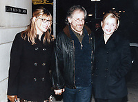 CelebrityArchaeology.com<br /> 1996 FILE PHOTO<br /> Kate Capshaw,Steven Spieberg,<br /> daugther Maggie 1996<br /> Photo to By John Barrett-PHOTOlink.net / MediaPunch<br /> -----<br /> &mdash;&mdash;