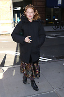 November 08, 2019   Emily Beecham at Build Series to talk about new movie Little Joe in New York.November 08, 2019. Credit:RW/MediaPunch