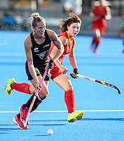 Stacey Michelsen. Pro League Hockey, Vantage Blacksticks Women v China. Nga Puna Wai Hockey Stadium, Christchurch, New Zealand. Sunday 17th February 2019. Photo: Simon Watts/Hockey NZ