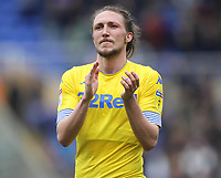 Leeds United's Luke Ayling<br /> <br /> Photographer Mick Walker/CameraSport<br /> <br /> The EFL Sky Bet Championship - Birmingham City v Leeds United - Saturday 6th April 2019 - St Andrew's - Birmingham<br /> <br /> World Copyright © 2019 CameraSport. All rights reserved. 43 Linden Ave. Countesthorpe. Leicester. England. LE8 5PG - Tel: +44 (0) 116 277 4147 - admin@camerasport.com - www.camerasport.com