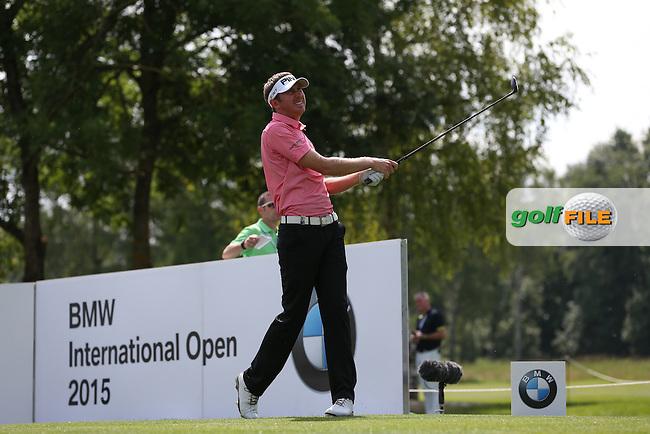 Jason Palmer (ENG) during Round One of the 2015 BMW International Open at Golfclub Munchen Eichenried, Eichenried, Munich, Germany. 25/06/2015. Picture David Lloyd | www.golffile.ie