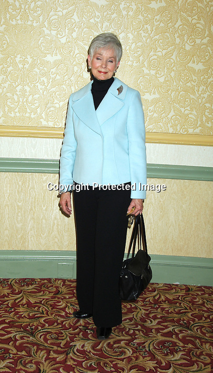 Kathryn Hays..at The New York Women in Film and Televison 25th Annual ..Muse Awards Luncheon on December 13, 2005 at The New York Hilton Hotel. ..Photo by Robin Platzer, Twin Images