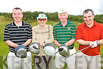 FOUR: Dooks Golfers who took part in the Kerry Deaf Resource Centre Gold Classic in Dooks Golf Club on Friday last..L/r. Diarmuid Murphy, Clare Lyons, Eddie Cogan and Jackie Cogan.DRIVING: Dooks Golfers who took part in the Kerry Deaf Resource Centre Gold Classic in Dooks Golf Club on Friday last..L/r. Mick Guerin, Conal O'Connell, Denis Guerin and James Guerin   Copyright Kerry's Eye 2008
