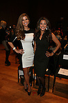 Dr. Dendy Engelman and Gigi Stone-Front Row-Mercedes Benz Fashion Week Douglas Hannant Fall 2013, NY 2/13/13