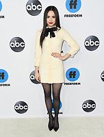 05 February 2019 - Pasadena, California - Sophia Carson. Disney ABC Television TCA Winter Press Tour 2019 held at The Langham Huntington Hotel. Photo Credit: Birdie Thompson/AdMedia
