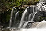 Shohola Falls, Pocono Mts, PA