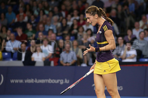 19.10.2012, Luxemburg. BNP Paribas WTA womens tennis tournament.  Andrea Petkovic Germany ger